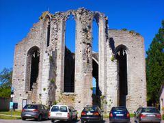 Saint Nikolais Ruin by <b>Lif?rasir</b> ( a Panoramio image )