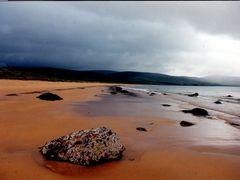 Schottland, Regen am Strand von Brora  by <b>Burkhard Foltz</b> ( a Panoramio image )