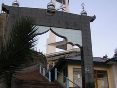 Bali, Bedugul Mosque, 2005 by <b>Elios Amati (tashimelampo)</b> ( a Panoramio image )