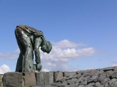 Monument Afsluitdijk by <b>Gilles06</b> ( a Panoramio image )
