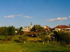 Kapusany by <b>PavolG</b> ( a Panoramio image )
