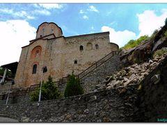 """Прилеп-манастир """"Св.Архангел Михаил"""" / Prilep-monastery """"St. Arc by <b>hadjiivan</b> ( a Panoramio image )"""