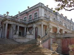 QUELUZ 1 (Palacio Nacional) by <b>jose luis hidalgo</b> ( a Panoramio image )