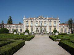 QUELUZ 2 (Palacio Nacional) by <b>jose luis hidalgo</b> ( a Panoramio image )