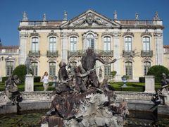 QUELUZ 3 (Palacio Nacional) by <b>jose luis hidalgo</b> ( a Panoramio image )
