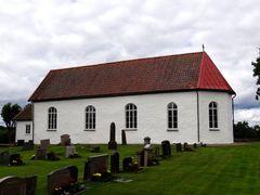 Hov kyrka by <b>Sture Bjornson</b> ( a Panoramio image )