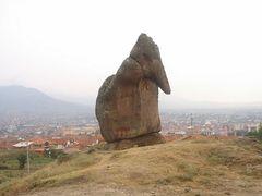 Karpa vo oblik na shtrk-slon vo podnozjeto na Markovi kuli - Pri by <b>tgoce</b> ( a Panoramio image )