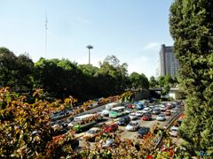 Un poquito de trafico en la Ciudad de Mexico... by <b>Pecg17</b> ( a Panoramio image )