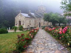 Manastir Tresije by <b>pepeljuga1</b> ( a Panoramio image )