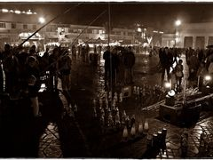 Jemaa el Fna by <b>_MM_</b> ( a Panoramio image )