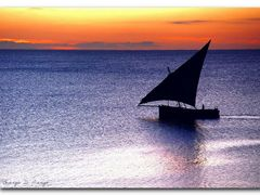 "Sunset in Stone Town by <b>Giorgio D""Arrigo</b> ( a Panoramio image )"
