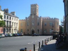 "Canada Life Building, Castletown (ex. St Mary""s Church) by <b>Owen Morgan</b> ( a Panoramio image )"