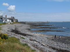 The beach at Castletown by <b>Owen Morgan</b> ( a Panoramio image )