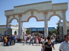 Вход на базар by <b>Kvinkus</b> ( a Panoramio image )
