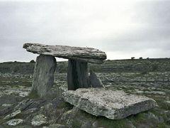 The Burren: Dolmen by <b>Henk van Es</b> ( a Panoramio image )