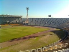 Estadio construido para el mundial 1978, fue remodelado en el 20 by <b>Frank Boore</b> ( a Panoramio image )