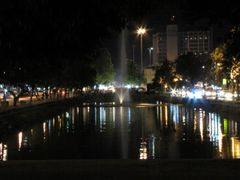 ?This is Chiang Mai! (Night Version)? by <b>?AXL?BACH?</b> ( a Panoramio image )