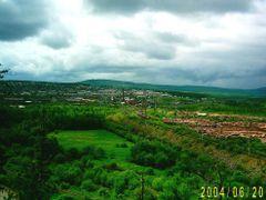 """2004. Вид с """"сопки любви"""" на поселок by <b>Evgen_Rodionov</b> ( a Panoramio image )"""