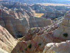 Badlands - erdekes szinek by <b>gabortoth</b> ( a Panoramio image )