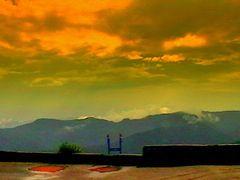 View from the Helipad-Mozri point-Chikhaldara hill station by <b>ar.dolas</b> ( a Panoramio image )