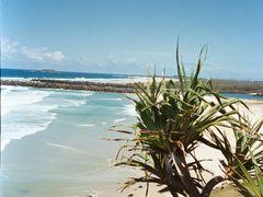 beach view by <b>Itallica</b> ( a Panoramio image )