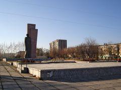 Temirtau by <b>Dmitry S. Samsonov</b> ( a Panoramio image )