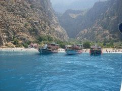 Butterfly Valley by <b>seferimst</b> ( a Panoramio image )