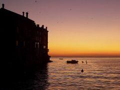 rovinj and the sea by <b>bernardo.sardano</b> ( a Panoramio image )