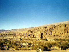 Afghanistan,  Bamiyan valley,  1972 by <b>Elios Amati (tashimelampo)</b> ( a Panoramio image )