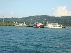 Tubigon Port (Approaching), by:DongB by <b>daebo75</b> ( a Panoramio image )