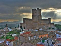 Castillo de la Atalaya (fot.ppblasi) by <b>ppblasi</b> ( a Panoramio image )