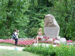 Warsaw - Ujazdow Park / Warszawa - Park Ujazdowski by <b>Anna Wielgosz</b> ( a Panoramio image )