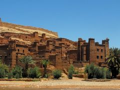 Kasbah - Ait Ben Haddou - Morocco by <b>diego_cue</b> ( a Panoramio image )