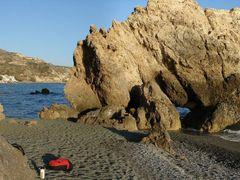 Tertsa, Sudkuste von Kreta by <b>H.Voelskow</b> ( a Panoramio image )