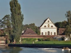 Thurgau / Kloster Katharinental by <b>Alfred Mueller</b> ( a Panoramio image )