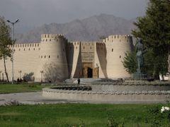 Крепость Худжанда by <b>buch777</b> ( a Panoramio image )