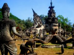 Buddha Park by <b>Adam Sichta</b> ( a Panoramio image )