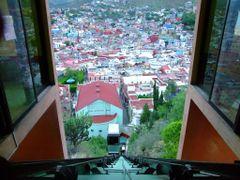 Funicular de Guanajuato Capital by <b>? ? galloelprimo ? ?</b> ( a Panoramio image )