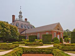 "Williamsburg:  Governor""s Palace by <b>Scott Gore</b> ( a Panoramio image )"