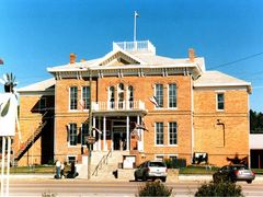 Custer. South Dakota. Court House. by <b>flyingdutchman</b> ( a Panoramio image )