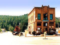 Custer. South Dakota. by <b>flyingdutchman</b> ( a Panoramio image )