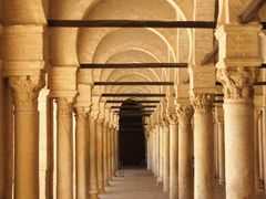Mosque of Uqba, Kairouan, Tunisia by <b>Hamed Ansari</b> ( a Panoramio image )