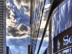 Sky over Market Street by <b>Michael Braxenthaler</b> ( a Panoramio image )