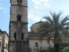 Kotor - Crkva Svete Marije Kole?ate/Svete Ozane/ 1221 by <b>sonjamar</b> ( a Panoramio image )