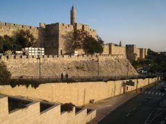Old City of David by <b>CarmelH</b> ( a Panoramio image )