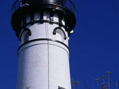 Au Sable Point light by <b>George Sled</b> ( a Panoramio image )