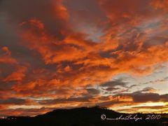 Cerro Espiritu Santo en el crepusculo---Naranjo, Costa Rica by <b>Melsen Felipe</b> ( a Panoramio image )