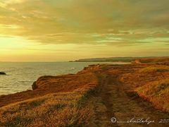 Guacalillo (punta Carrizal), al fondo playa y el Penon Bajamar,  by <b>Melsen Felipe</b> ( a Panoramio image )