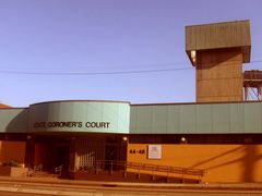 NSW State Coroners Court - Glebe, NSW by <b>nipper30</b> ( a Panoramio image )