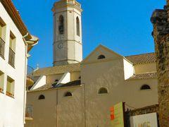 Esglesia de Sant Joan de Rodonya by <b>jordi domenech</b> ( a Panoramio image )